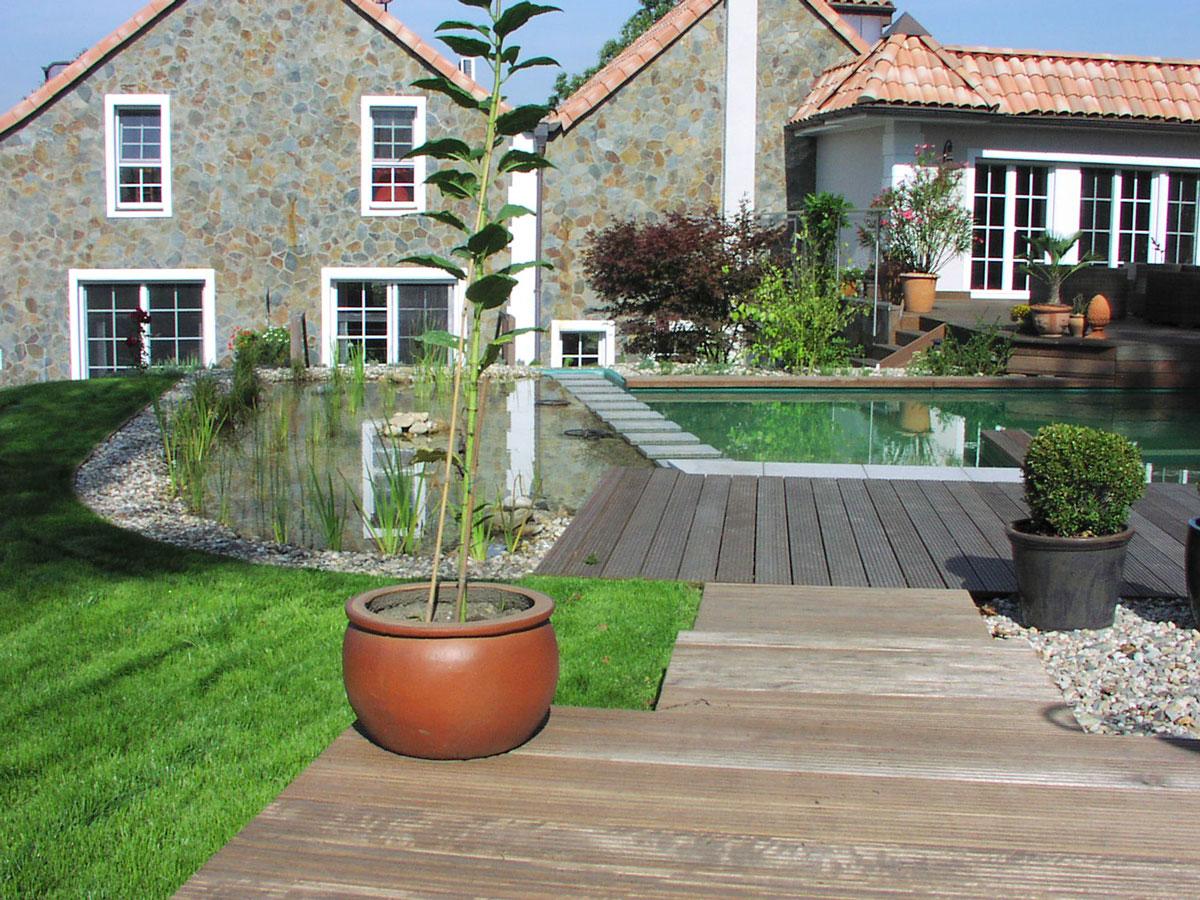 Wasser im Garten BARKHOFF & CO GmbH